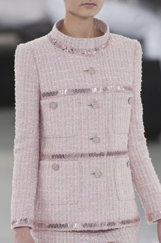 Chanel Spring 2014 (great jacket to wear with jeans, a white T & pumps)