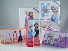 Peripera Disney Frozen Makeup #disney #frozen #letitgo #makeup