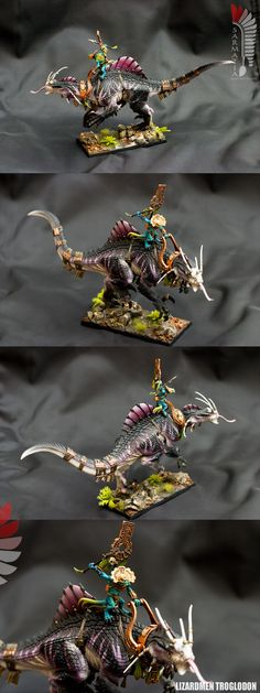 Lizardmen Troglodon
