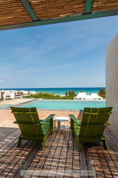 Beautiful new 1, 2 and 3 bedroom condos for sale in Zazil-Ha, Playa del Carmen from $235,000 USD