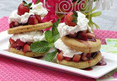 Old Fashioned Strawberry Shortcake on MyRecipeMagic.com