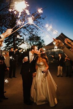 You don't have to (and honestly, probably shouldn't) give your wedding photographer a shot list - here's why | Image by Glasser Images