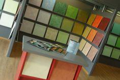 Pitture decorative e show room: i dati statistici