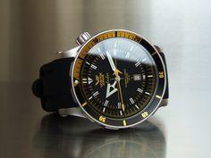 vostok europe anchar watch. Beautiful! #vostok #watches