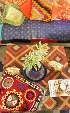 Justina Blakeney Est. 1979   The daily lifestyle blog of a designer with a bohemian heart   Page 11