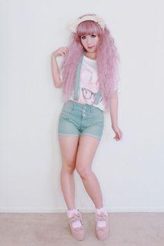 Kawaii fashion | Japanese Style & Kawaii | Pinterest