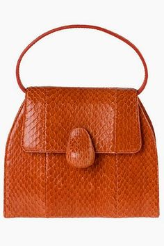 c7b37d187aa9 Alberta Ferretti - Accessories - 2014 Fall-Winter leather purses and  handbags
