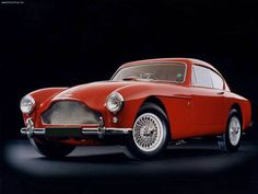 Aston Martin DB Mark III 1957