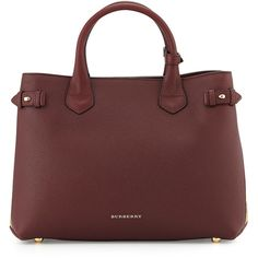 Burberry Horseshoe Leather House Check Shoulder Bag (€1.430) ❤ liked on Polyvore featuring bags, handbags, shoulder bags, mahogany red, genuine leather handbags, leather handbags, leather purse, red purse и genuine leather shoulder bag