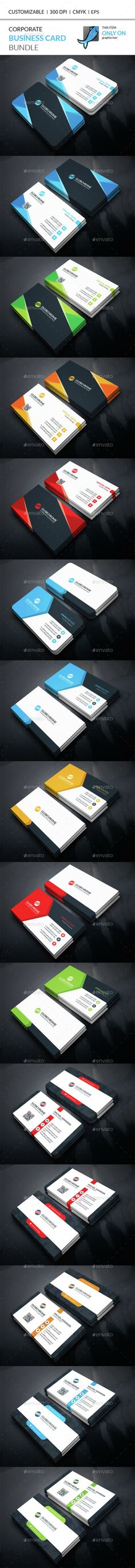 767 best design business cards images on pinterest creative corporate business card template bundle psd download here httpgraphicriver accmission Gallery