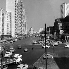 Praça Roosevelt - déc. 1950 ou 1960                                                                                                                                                      More