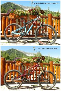 Our rental fleet is ready to go - shiny new 2016 Scott Voltage FR720's for the downhill adrenaline seekers, and NEW this year, 2016 Scott Genius 750 performance cross country bikes! Are you a little (cross) country or a little bit rock & roll?