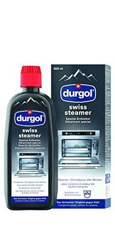 Durgol Swiss Steamer Decalcifier for Steamer Ovens, 16.9 ... http://www.amazon.com/dp/B000W8KOFG/ref=cm_sw_r_pi_dp_2c8mxb09GYXQR Cheaper than from Wolf. For steam oven.