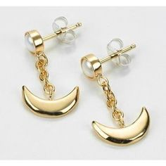 Sailor Moon Silver 925 Piercings(with Gold Coating) Price: 9975 yen(incl. tax) Size: x Made Of: Silver Gold Coating, Crystal Los he necesitado toda mi vida Cute Jewelry, Jewelry Accessories, Star Jewelry, Geek Mode, Sailor Moon Jewelry, Sailor Moon Wedding, Sailor Moon Merchandise, Moon Earrings, Star Earrings