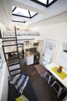 Dream House To Go Patrick Romero Camping house