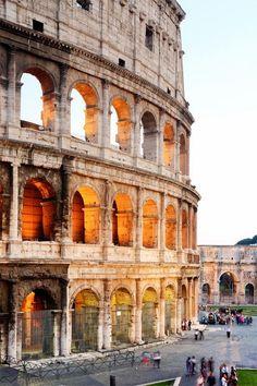 Colosseum, Rome, Ita
