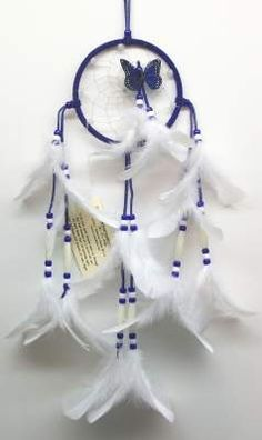 Native American Purple Dreamcatchers