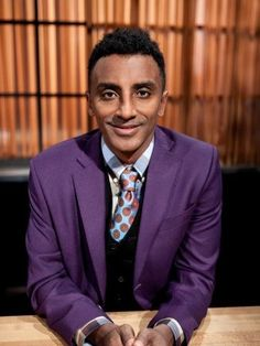 """I got Chef Marcus Samuelsson! Which """"Chopped"""" Judge Would Shatter Your Dreams?"""