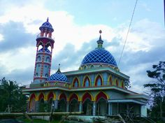 a Mosque at Sumberdanti village • East Java, Indonesia