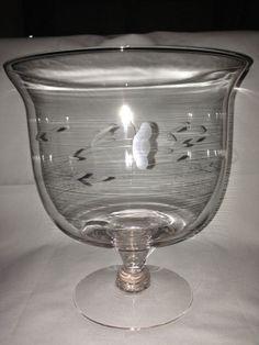 *Princess House Heritage Trifle Bowl