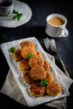 Spinach and Corn Cutlets #fortunehealthbites