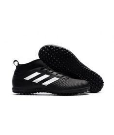 the best attitude 973bd ec5f6 Adidas ACE 17.3 Primemesh TF GRUSSKO FOR HERRE Turf fotballsko svart hvit