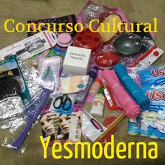 Concurso Cultural  do Canal Yesmoderna.