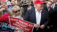 Donald Trump may have a big target on his back at the second debate of Republican U.S. presidential candidates on Wednesday as his rivals seek to make up ground they have lost to the front-running billionaire with a flair for bomb-throwing rhetoric....