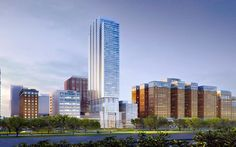57-Story Michigan Avenue Tower Breaks Ground Next To Essex Inn - Downtown - DNAinfo Chicago