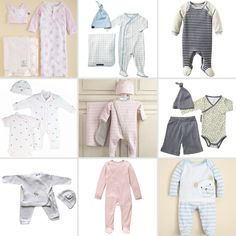 Ready or Not, Here I Come! 15 Adorable Outfits to Take Your Newborn Home From the Hospital In