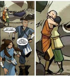 Avatar The Last Airbender Funny, The Last Avatar, Avatar Funny, Avatar Airbender, Avatar Legend Of Aang, Korra Avatar, Team Avatar, Legend Of Korra, Atla Memes