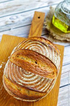 Bread Recipes, Cooking Recipes, Diy Food, Bakery, Rolls, Homemade, Breads, Russian Recipes