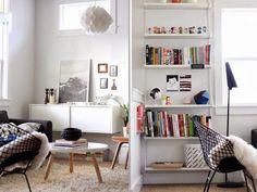 The Little Design Corner   IKEA gallo shelves   IKEA hacks vs String Shelving system