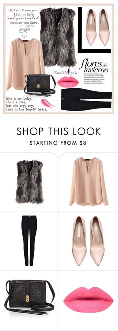 """""""Bhalo #11/2"""" by almedina-86 ❤ liked on Polyvore featuring Giorgio Armani, Rebecca Minkoff, Hourglass Cosmetics, women's clothing, women's fashion, women, female, woman, misses and juniors"""