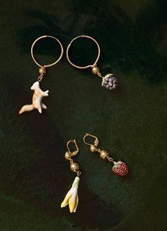 Céline Wonderland Earrings 2