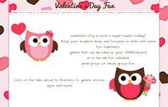 Valentine's Day websites
