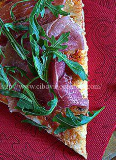 CIBO VINO E PAROLE ...: Pizza di Gabriele Bonci