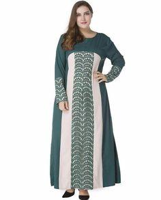 Emirati Plus Abaya