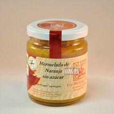 #Mermelada de Naranja -sin azucar- La Molienda - Desde el corazon de la Sierra de Ronda. Productos Daver S.L.