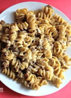 This is SO good and so simple.  This can be made without mushrooms as well if you are not a mushroom lover like my husband.