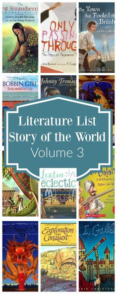 Do you need some great book ideas for studying early modern history? Well, you've come to the right place. Here you'll find a wonderful literature list for early American history and early modern history. There are lots of picture books and even several c