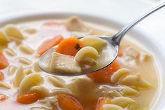 Kidney Friendly Chicken Soup