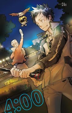 Does not belong to me, all rights belong to Amano Akira
