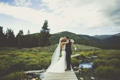 A Rustic Mountain Wedding at a Private Residence in Tincup, Colorado
