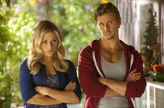 Sookie and Jason. True Blood.