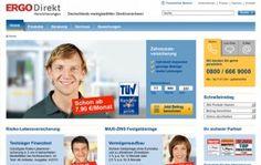 Online-Beratung per Chat bei der ERGO Direkt