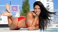 #Venezuelan #fitness #instructor and #model @Michelle_Lewin (Picture 1/4) #Venezuela