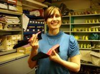 Prescott & Mackay shoe making workshop