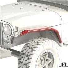 """6"""" Overline Flat Flares Jeep CJ5 & CJ7"""