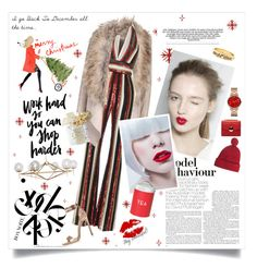 """""""Sleigh"""" by lseed87 ❤ liked on Polyvore featuring Zuhair Murad, River Island, Opening Ceremony, WALL, Dot & Bo, Worlds Away, Marc Jacobs and Marc by Marc Jacobs"""